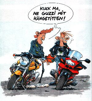 Geburtstag Harley Fahrer